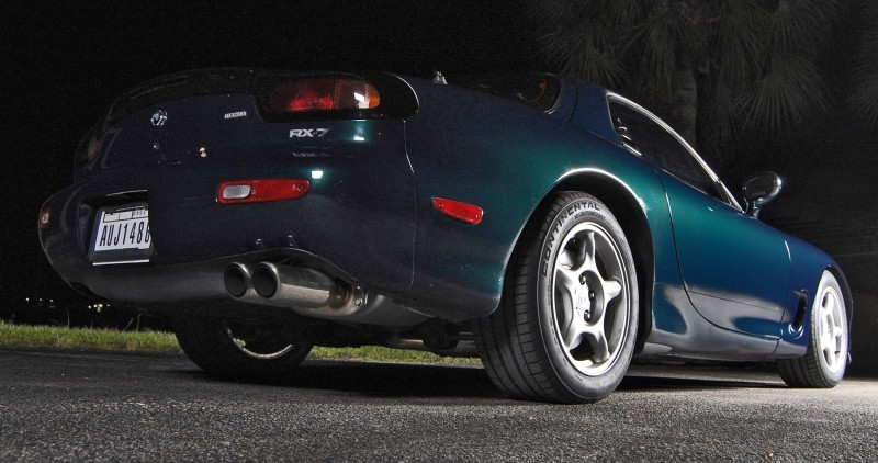 Future Classics - 1993-1995 Mazda RX-7 12