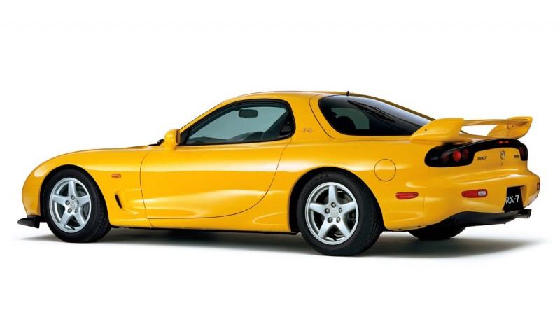 Future Classics - 1993-1995 Mazda RX-7 46