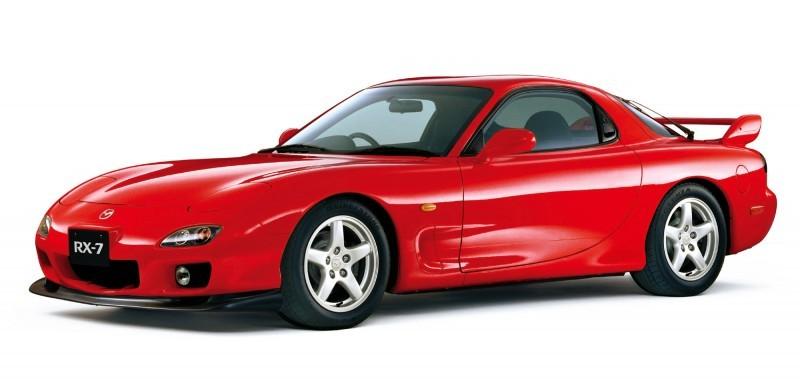 Future Classics - 1993-1995 Mazda RX-7 48