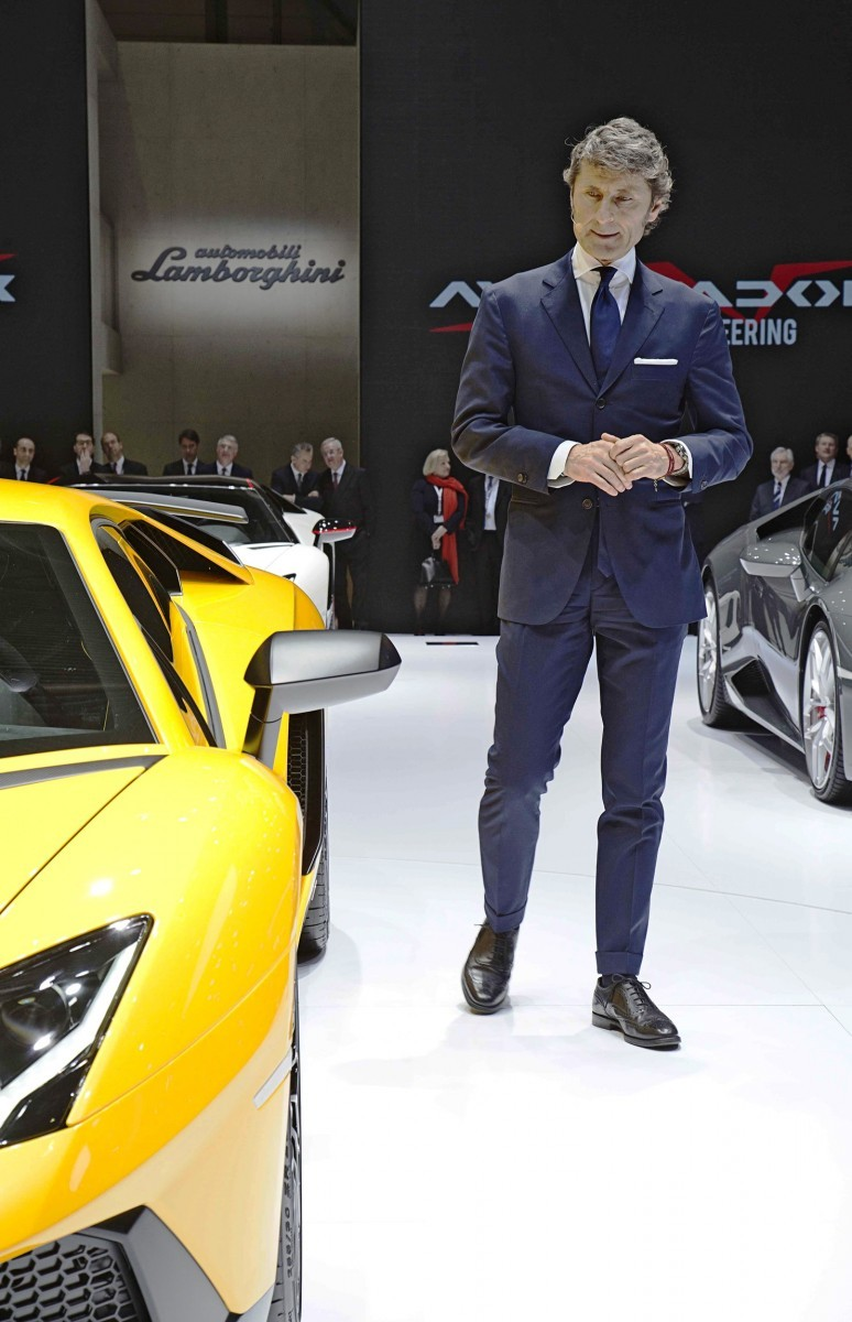 Geneva 2015 Galleries - The ITALIANS! Lamborghini, Ferrari, Maserati and Alfa Romeo 46