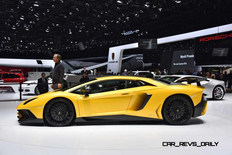 Geneva 2015 Galleries - The ITALIANS! Lamborghini, Ferrari, Maserati and Alfa Romeo 51
