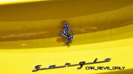 Geneva 2015 Gallery - 2015 Ferrari Sergio by Pininfarina 6