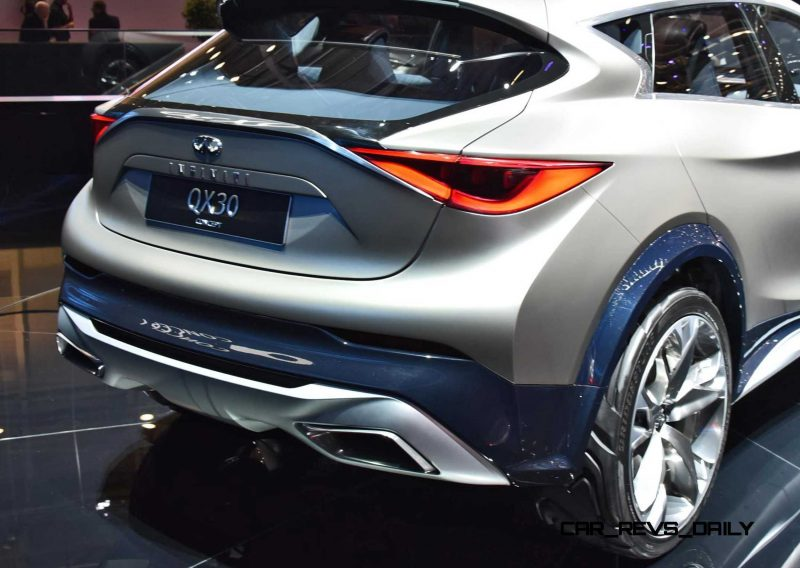 INFINITI Q60 and QX30 Concepts Are Embarrassing Jokes 11