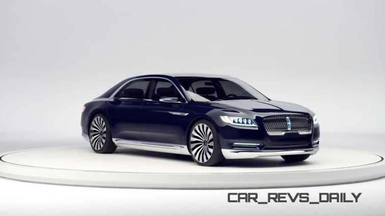 Lincoln Continental Concept 22