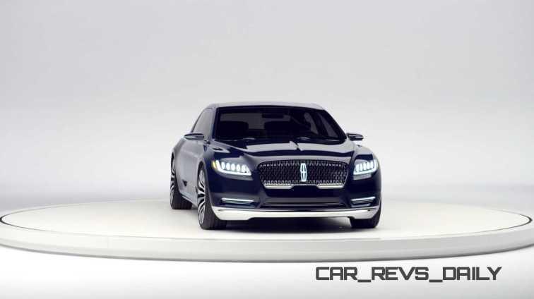 Lincoln Continental Concept 27