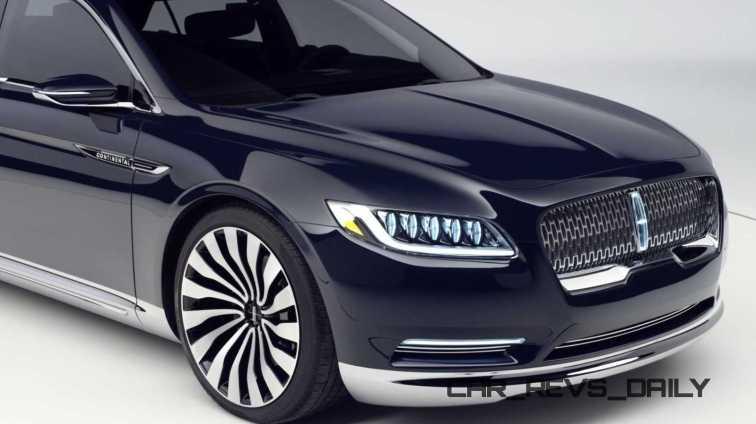Lincoln Continental Concept 34