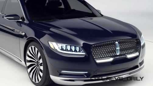 Lincoln Continental Concept 36