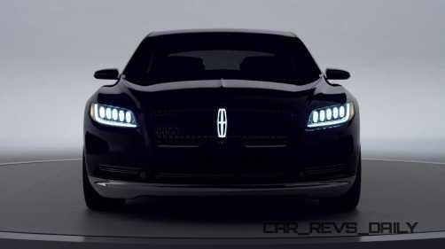 Lincoln Continental Concept 47