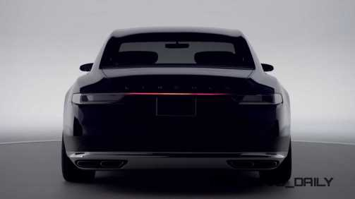 Lincoln Continental Concept 48