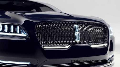 Lincoln Continental Concept 63