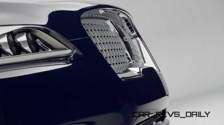 Lincoln Continental Concept 71