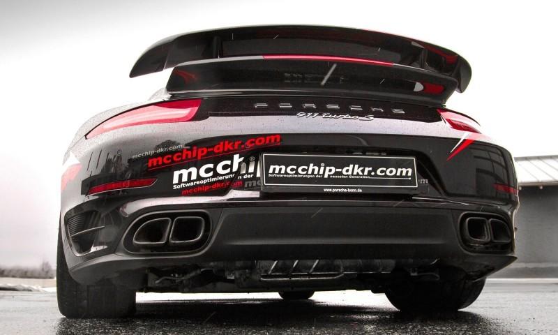 McChip DKR Porsche 991 Turbo S 1