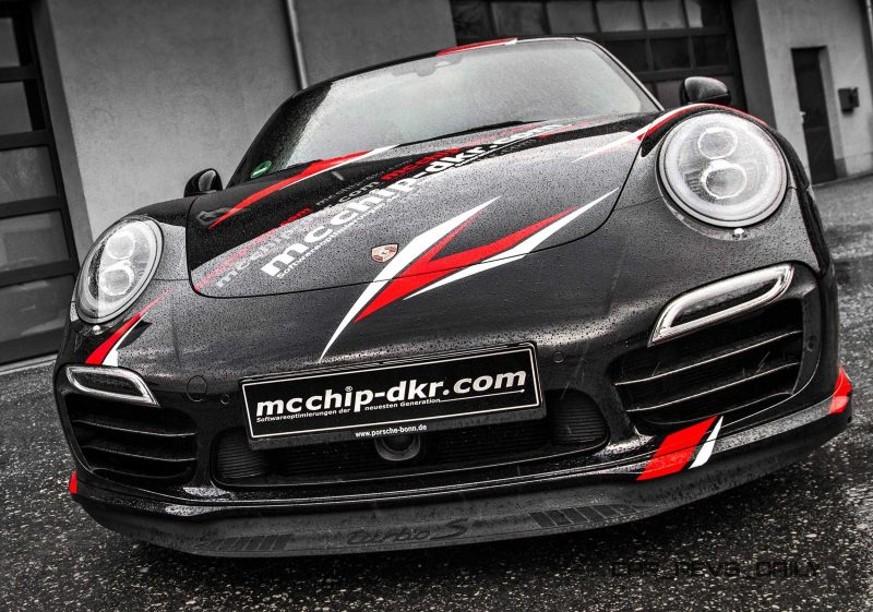 McChip DKR Porsche 991 Turbo S 7