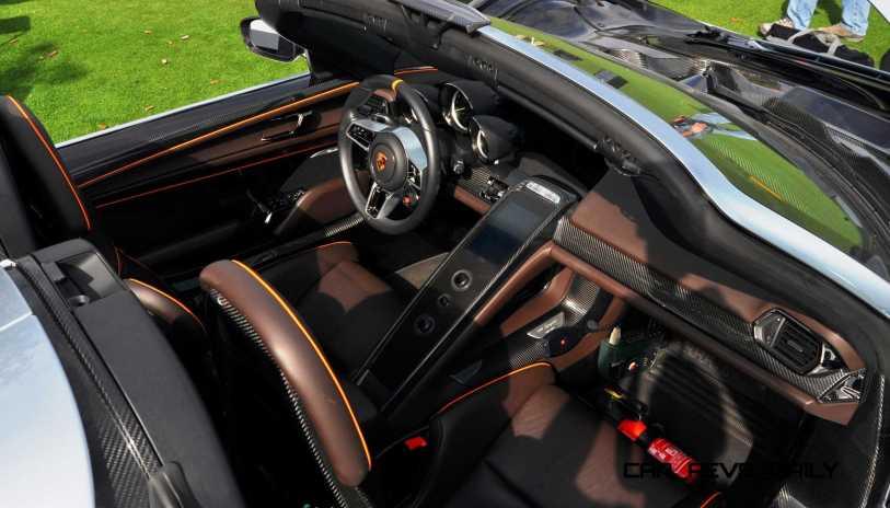 Porsche 918 Spyder 4