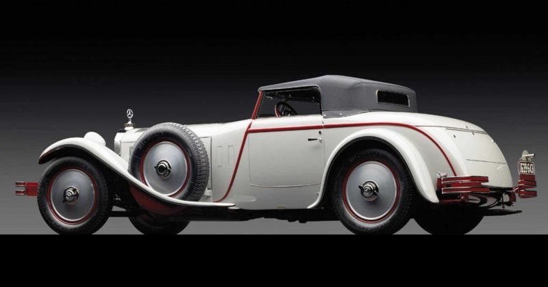 1928 Mercedes-Benz 680S Torpedo Roadster by Carrosserie J. Saoutchik 17