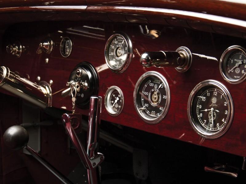 1928 Mercedes-Benz 680S Torpedo Roadster by Carrosserie J. Saoutchik 22