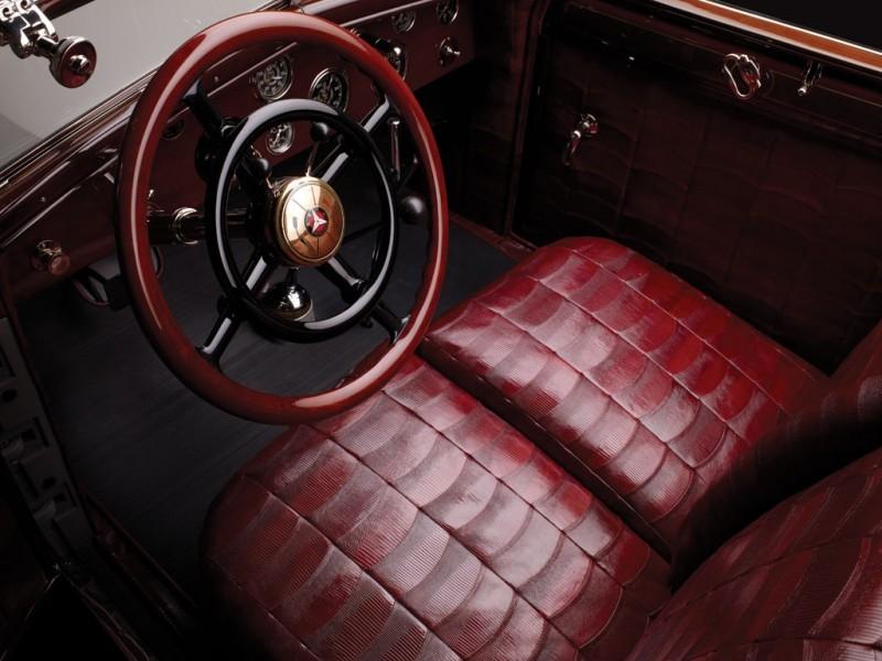 1928 Mercedes-Benz 680S Torpedo Roadster by Carrosserie J. Saoutchik 4