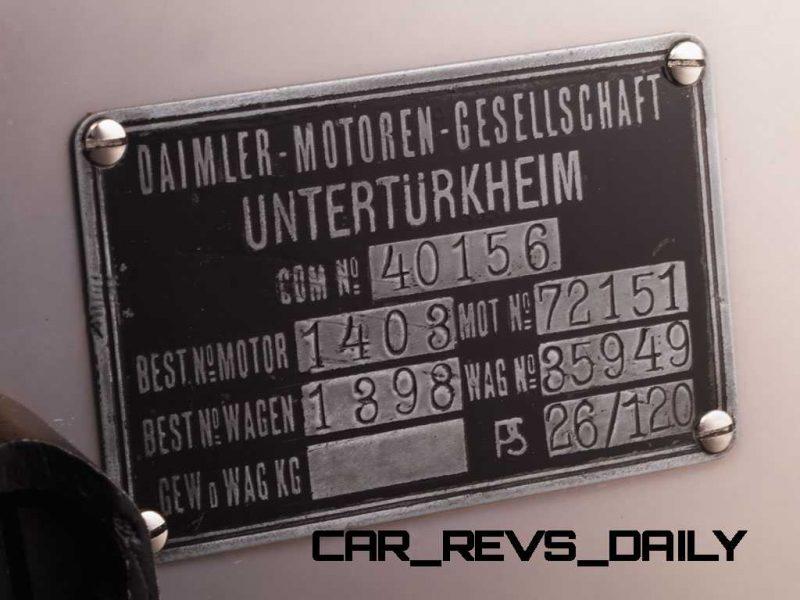 1928 Mercedes-Benz 680S Torpedo Roadster by Carrosserie J. Saoutchik 8