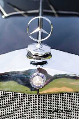 1933 Mercedes-Benz 290 Pullman 7