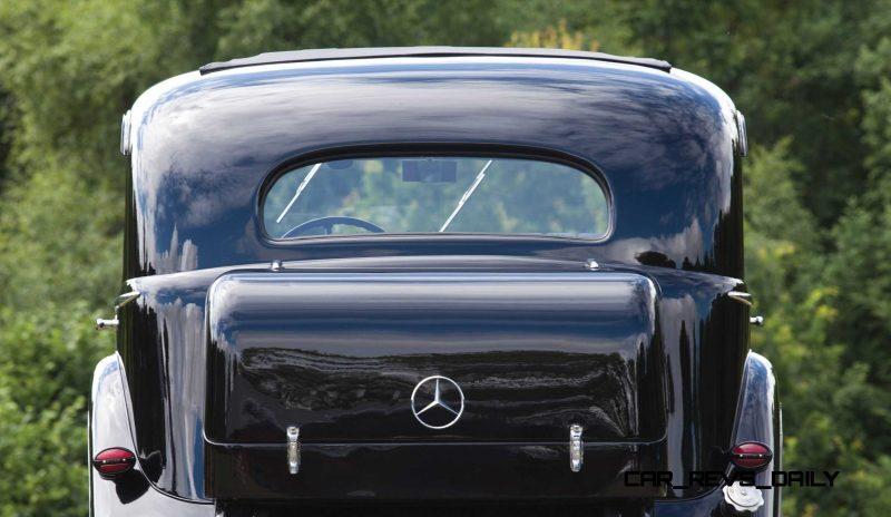 1939 Mercedes-Benz 320 Pullman Limousine 17