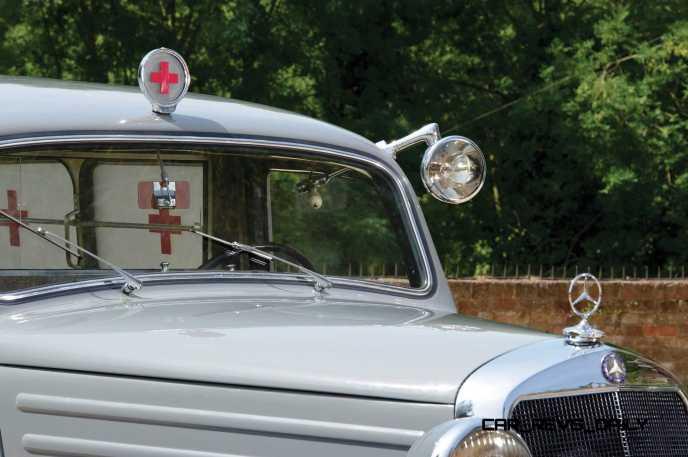 1952 Mercedes-Benz 170SV Ambulance 6