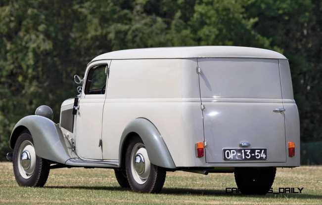 1952 Mercedes-Benz 170VA Panel Wagon 2