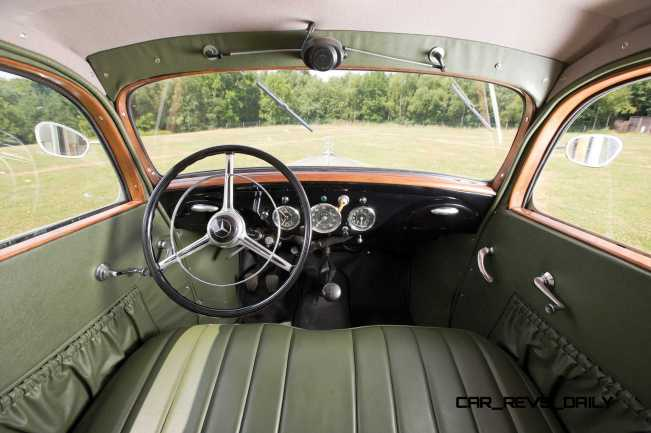 1952 Mercedes-Benz 170VA Panel Wagon 4