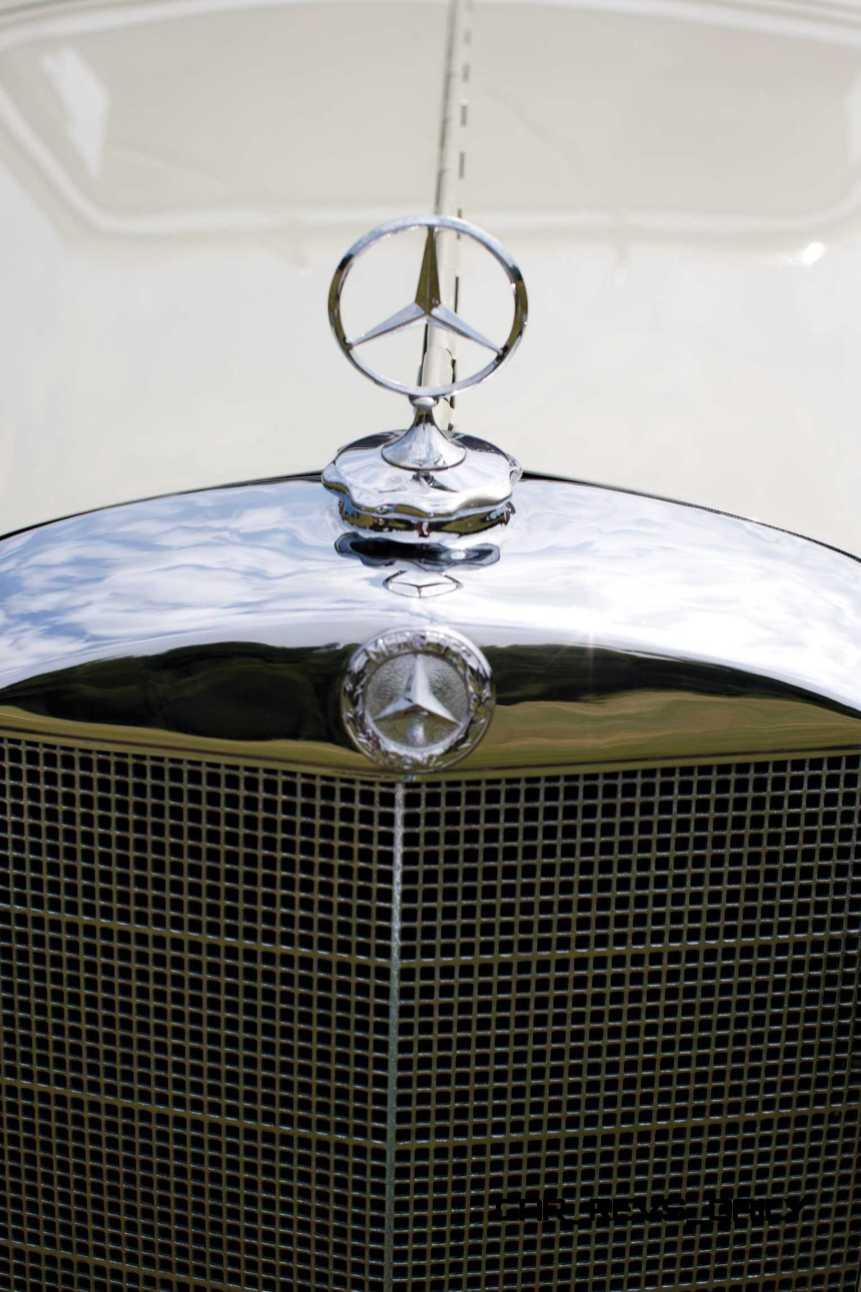 1952 Mercedes-Benz 170VA Panel Wagon 6