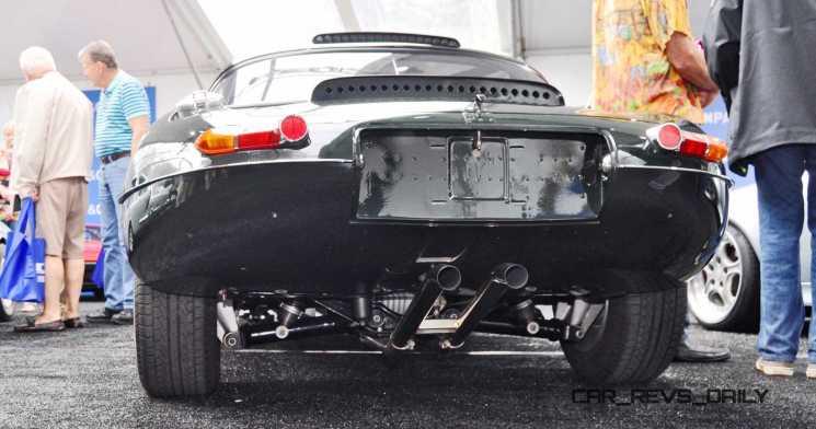 1961 Jaguar E-Type Series I Lightweight Replica 13