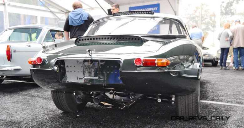 1961 Jaguar E-Type Series I Lightweight Replica 31