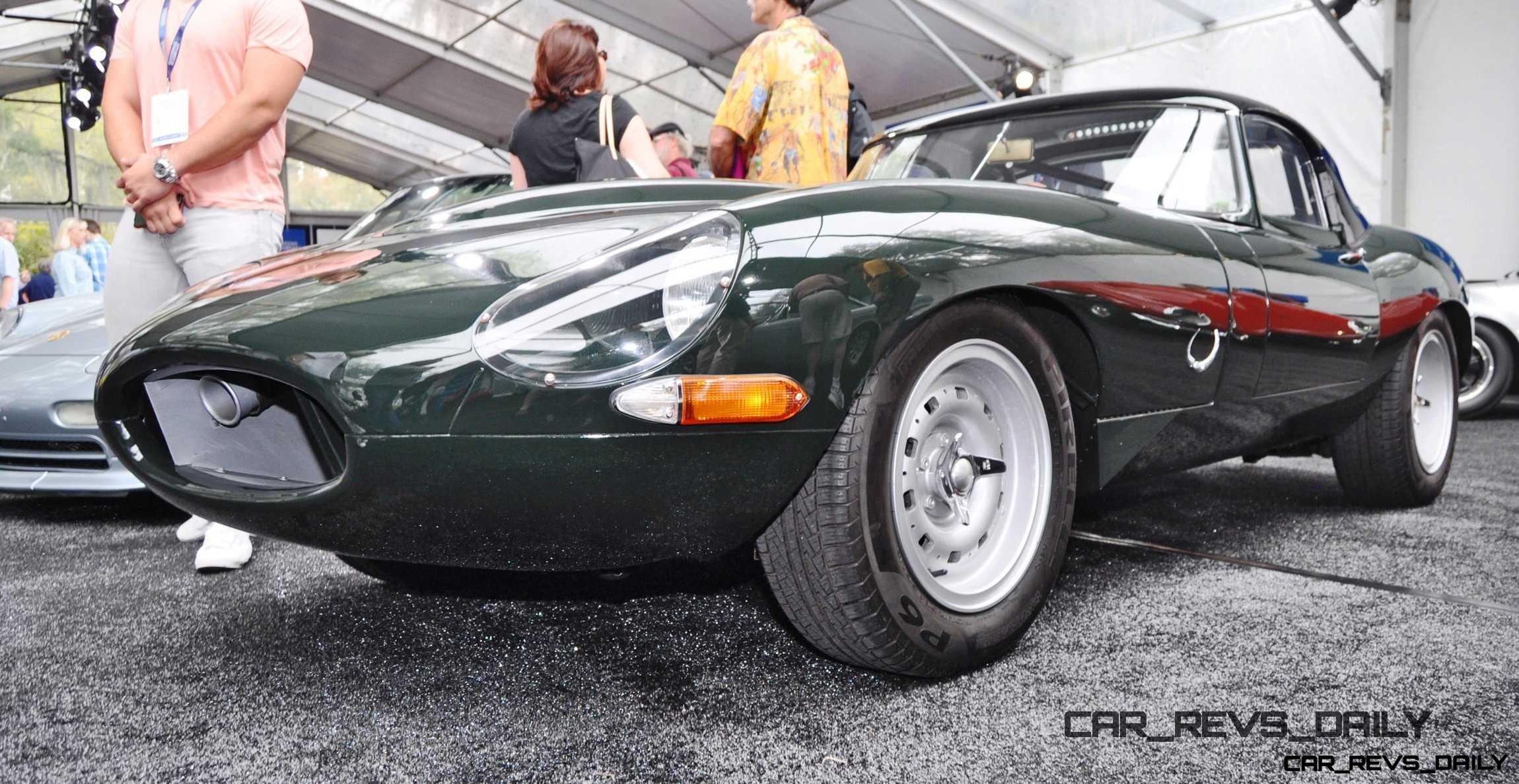 1961 Jaguar E-Type Series I Lightweight Replica 6