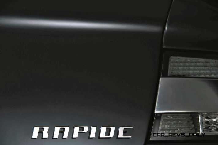 2006 Aston Martin Rapide Concept 22