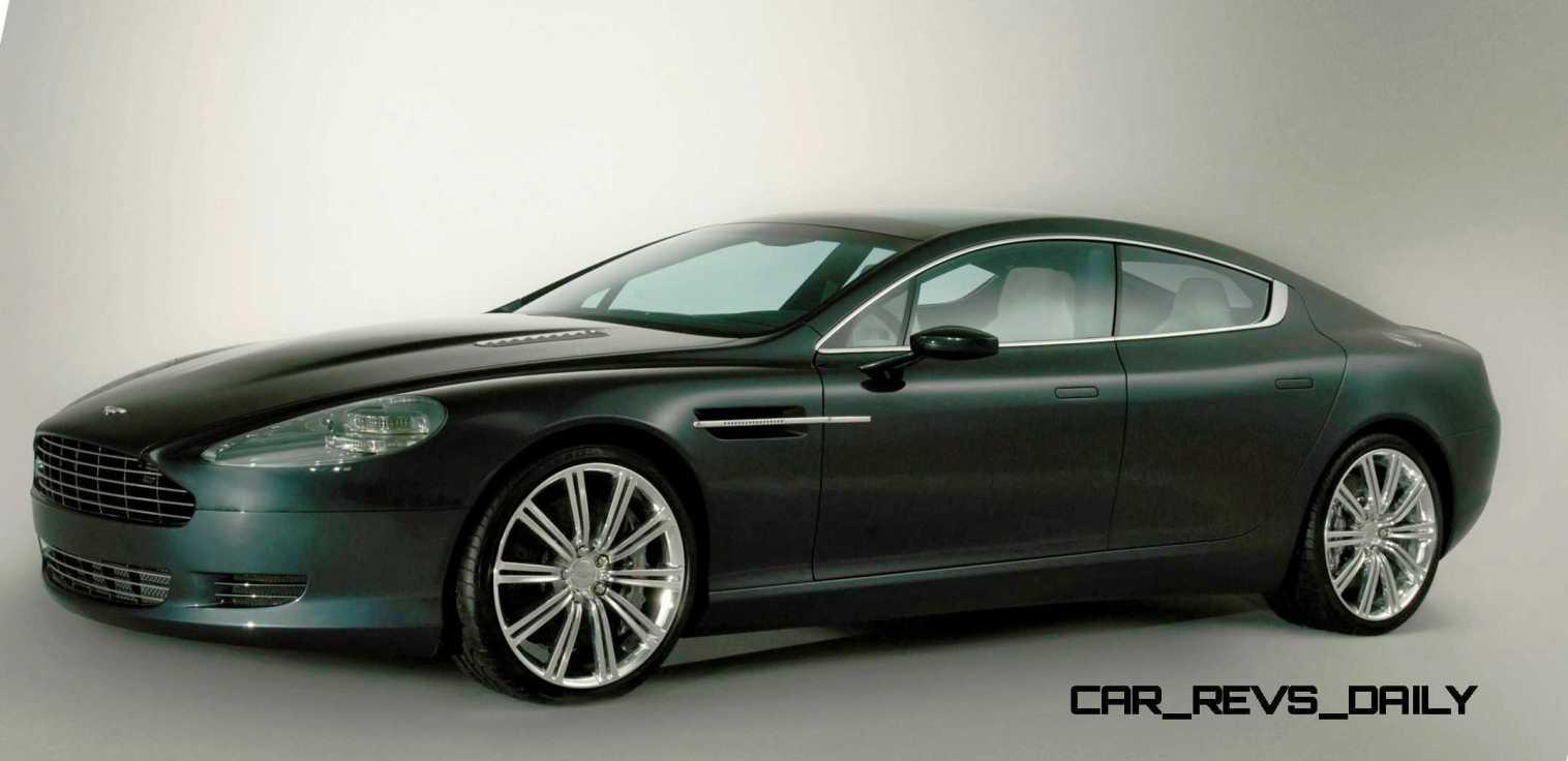 2006 Aston Martin Rapide Concept 3