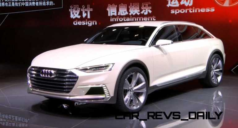 2015 Audi Prologue Avant Concept 15