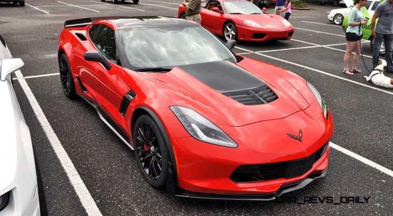 2015 Chevrolet Corvette Z06 Z07 Package 17