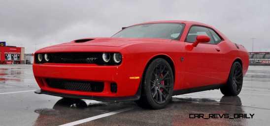 2015 Dodge Challenger SRT HELLCAT 21