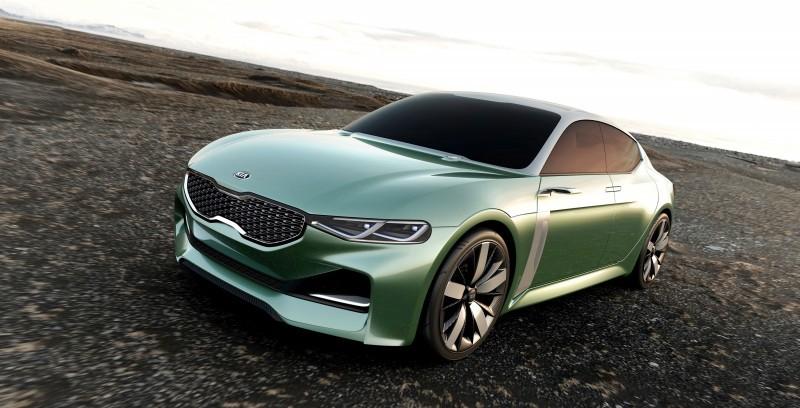 2015 Kia Novo Concept 12