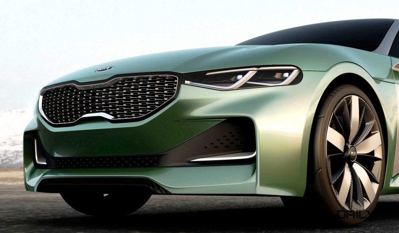 2015 Kia Novo Concept 13
