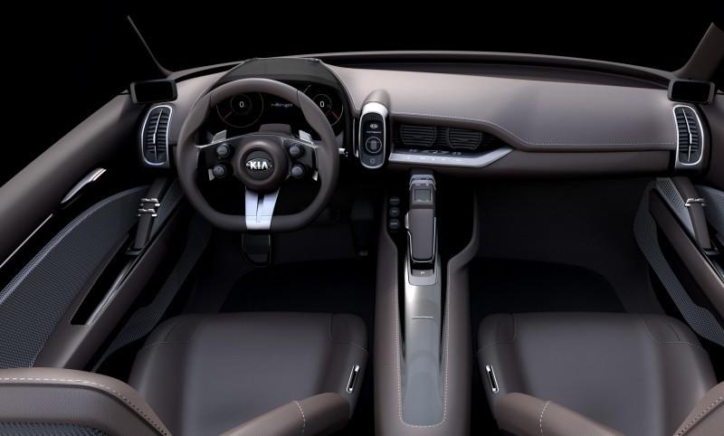 2015 Kia Novo Concept 19
