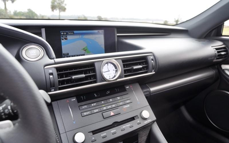2015 Lexus RC350 F Sport Interior 18