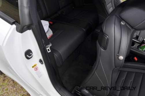 2015 Lexus RC350 F Sport Interior 5