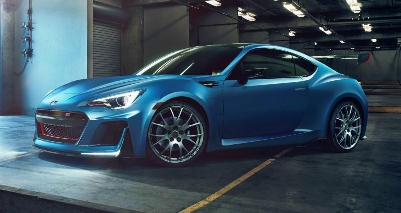 2015 Subaru BRZ STI Concept 12