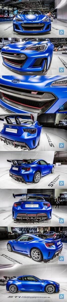 2015 Subaru BRZ STI Concept 20-vert