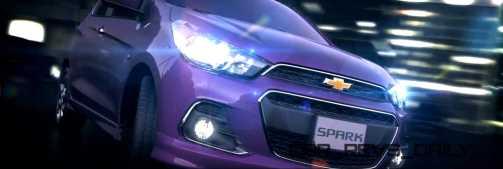 2016 Chevrolet Spark 19