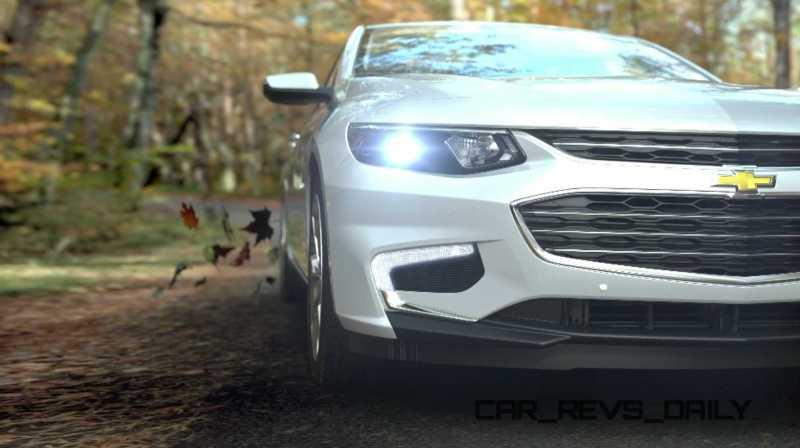 2016 Chevy Malibu 18