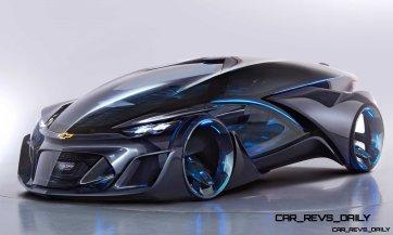 Best of Shanghai - 2015 Chevrolet FNR Concept 2