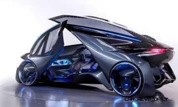 Best of Shanghai - 2015 Chevrolet FNR Concept 3