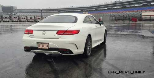 First Drive Review - 2015 Mercedes-Benz S550 Coupe 15