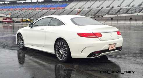 First Drive Review - 2015 Mercedes-Benz S550 Coupe 20