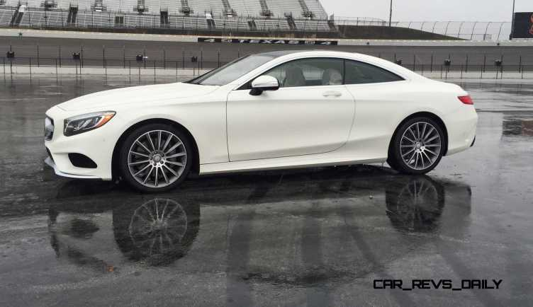 First Drive Review - 2015 Mercedes-Benz S550 Coupe 31